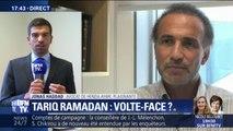 "L'avocat d'Henda Ayari ""appelle"" Tariq Ramadan à ""dire toute la vérité"""