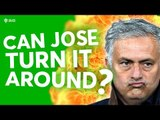 Can Jose Mourinho Turn It Around? The HUGE Manchester United Debate