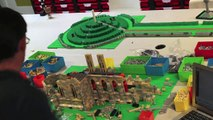 Check out this fantastic time lapse of Culture Vannin's Lego Model Tynwald in celebration of yesterday's Tynwald Day on the Isle of Man!