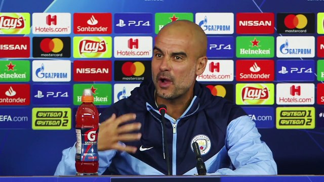 Ambient: Soccer Manchester City Guardiola