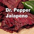 This DR. PEPPER JALAPENO BEEF JERKY is the perfect bite of sweet heat! Plus, homemade is always better!RECIPE HERE: