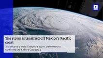 Hurricane Willa Still Dangerous as Category 4 Storm