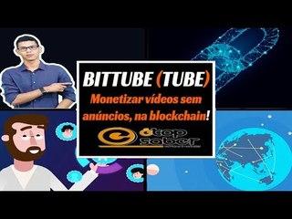 Ganhar Cripto Assistindo Vídeos -O Que é BitTube -Vídeos Descentralizados e Monetizados Sem Anúncios