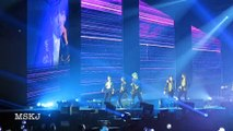 BTS Love Yourself Tour Paris 201018   Save me   I'm fine fancam