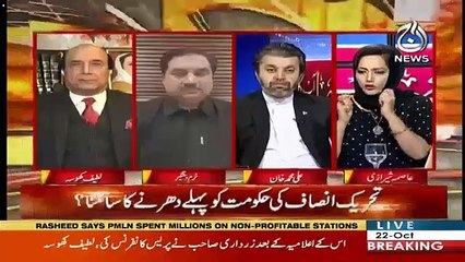 Imran Khan Ne Meeting Mein Waziroon Ko Kya Kaha ? Ali Muhammad Khan Tells.