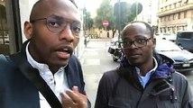 Gli immigrati africani rispondono al sindaco Sala