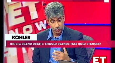 Karthi Kumar Marshan, CMO, Kotak Mahindra Bank Ltd, Josy Paul, Chairman & CCO, Bbdo India and Partha Sinha, Managing Director, McCann Worldgroup India   In Conversation with Sonali Krishna   Brand Equity