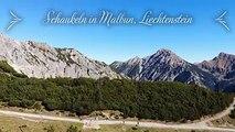 Das Herbstwetter meint es gut mit uns - und wir geniessen die letzten Ferientage in den Bergen von Liechtenstein. Einfach schön - einfach fürstlich! (Video von