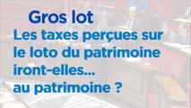 Les recettes fiscales du loto du patrimoine n'iront pas... au patrimoine
