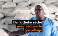 Burkina Faso : De l'attiéké séché pour réduire le gaspillage