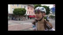 [Tour de Savoie Mont-Blanc] Le plateau des Glières avec Quentin Pacher et Clément Champoussin
