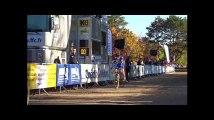 Coupe de France de cyclo-cross - Besançon : L'arrivée des Juniors