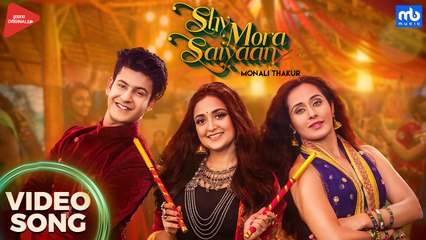 Shy Mora Saiyaan   Meet Bros ft. Monali Thakur   Manjul Khattar   Tejaswini   Piyush