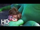 THE GOOD DINOSAUR Official International Trailer (2015) Disney Animation Movie [HD]