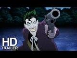 BATMAN: THE KILLING JOKE Official Trailer (2016) DC Animated Movie