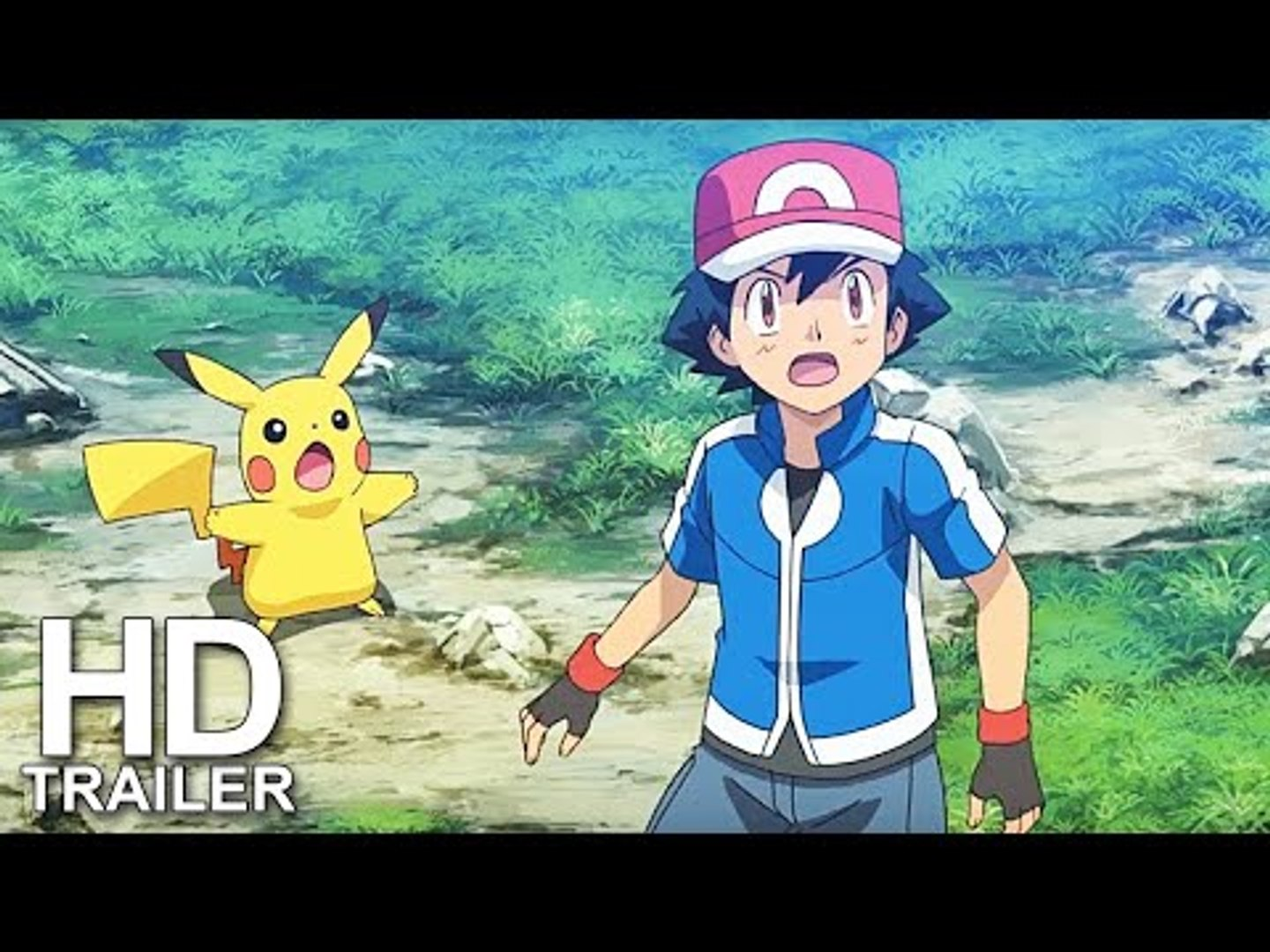 Pokemon The Movie Volcanion And The Mechanical Marvel Official Trailer 2016 Video Dailymotion