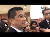 Azmin ulas kenyataan PM Singapura isu projek HSR
