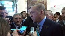 Cumhurbaşkanı Recep Tayyip Erdoğan: 'MHP yerel seçimlerde kendisi adaylarıyla devam edecek. Bizde aynı şekilde kendi adalarımızla seçimlerde meydanlarda olacağız'