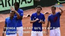 "ATP - Jo-Wilfried Tsonga : ""Ne nous enterrez pas trop vite avec Richard Gasquet, Gaël Monfils et Gilles Simon !"