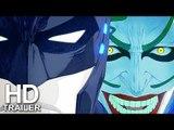 BATMAN NINJA Official Trailer (2018) Animation Movie HD