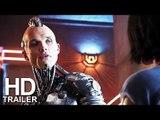 ALITA BATTLE ANGEL Official Trailer (2018) Rosa Salazar, Christoph Waltz Sci-Fi Movie HD