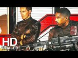 FAHRENHEIT 451 Official Teaser Trailer (2018) Sofia Boutella, Michael Shannon Sci-Fi Movie HD
