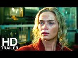 A QUIET PLACE Superbowl Trailer (2018) Emily Blunt, John Krasinski Horror Movie HD