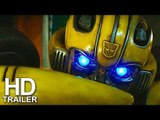 BUMBLEBEE Official Trailer (2018) Hailee Steinfeld, John Cena, Transformers Movie