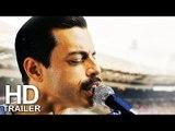 BOHEMIAN RHAPSODY Official Trailer 2 (2018) Rami Malek, Freddie Mercury Movie [HD]