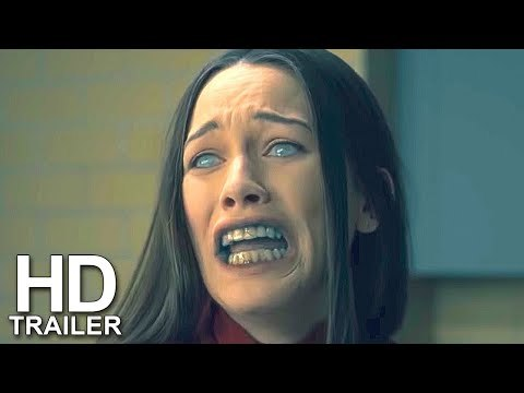 THE HAUNTING OF HILL HOUSE Official Trailer (2018) Carla Gugino, Netflix, Horror [HD]