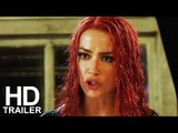 AQUAMAN Extended Trailer #2 (2018) Jason Momoa, Superhero Movie [HD]