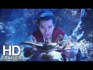 aladdin teaser trailer 2019 will smith guy ritchie movie hd