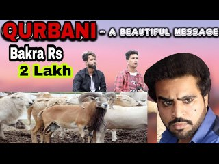 QURBANI - A BEAUTIFUL MESSAGE || BAKRIEID SPECIAL VIDEO || Kiraak Hyderabadiz