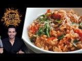 Spinach and Tomato Risotto Recipe by Chef Basim Akhund