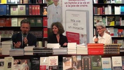 Soeur Bernadette Moriau, Ma vie est un miracle