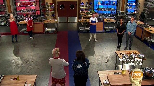 Worst Cooks In America S11E07 Celebrity Tin Foil Chefs
