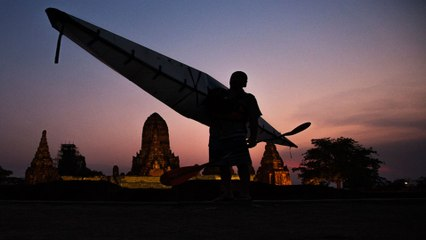 Carry-on Adventures Episode 3: Exploring Bangkok's Floating Markets