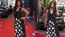 Shilpa Shetty Polka Dot ड्रेस में छा गई, आप भी देखिए शिल्पा की ये अदाएं | Boldsky