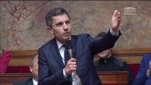 """Le député Studer force son accent et lance """"Vive l'Alsace !"""" à l'Assemblée"""