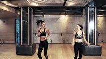 Train Like An Angel : L'entraînement de Lais Ribeiro avec le coach Megan Roup
