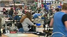 Textile : dans les coulisses du savoir-faire de l'entreprise Saint-James