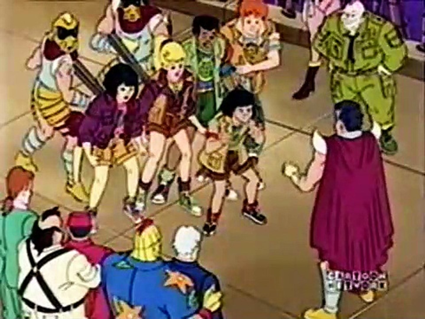 Captain Planet And The Planeteers S02E18 Summit To Save Earth (2)