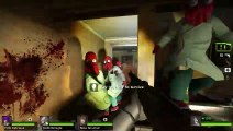 Zoidberg Zombies! (Left 4 Dead 2 Funny Moments and Mods