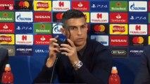 Juventus, Cristiano Ronaldo in conferenza sfoggia l'orologio da 2 milioni di euro | Notizie.it