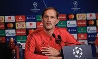 Replay: Press conference before Paris Saint-Germain-SSC Napoli