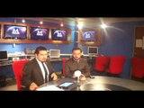 Detrás de cámaras del video chat con Víctor Hugo Romo