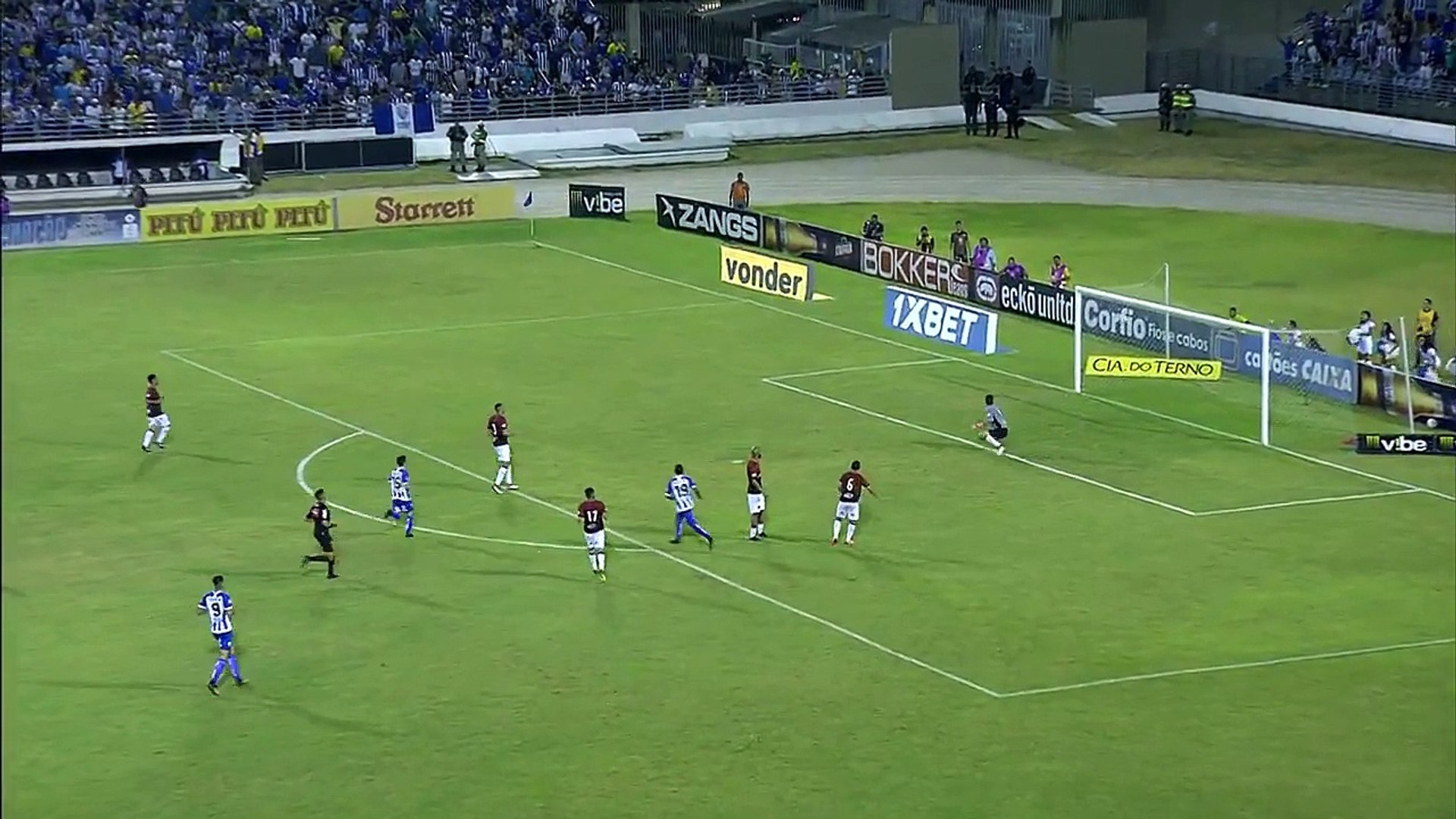[GOL DE DIDIRA] CSA 2 x 0 Brasil-RS - Série B 2018