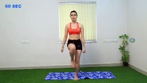 Easy Leg Workouts for Looking slim - Best workouts to Get slim legs in 1 Month