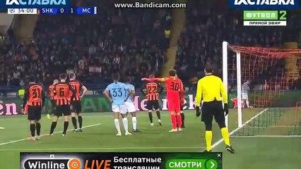 Aymeric Laporte Goal HD - Shakhtar Donetsk 0-2 Manchester City  23.10.2018