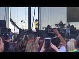 Snoop Dogg ameniza el Rock 'n' Roll en Las Vegas